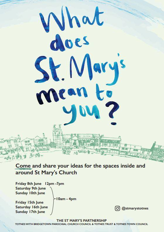 St Mary's Consultation